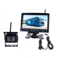 Купить Беспроводной Full HD комплект (камера+монитор) NSCAR 727 в
