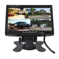 Купить Автомобильный монитор NSCAR704 (4 видеовхода) в