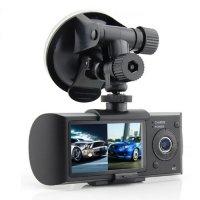 Купить Видеорегистратор на 2 камеры NSCAR DVR0116 в