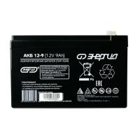 Купить Аккумулятор Энергия АКБ 12-9 в