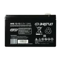 Купить Аккумулятор Энергия АКБ 12-12 в