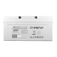 Купить Аккумулятор Энергия АКБ 12-75 в