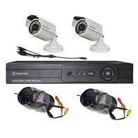Фото Комплект видеонаблюдения Tantos TS-Fazenda 4