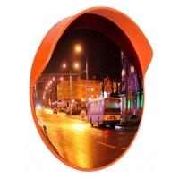 Купить Зеркало сферическое с козырьком ЗС-600 в