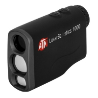 Купить Лазерный дальномер ATN LaserBallistics 1000 в