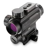 Купить Коллиматорный прицел Burris AR-1X R:Ballistic CQ с подсветкой, на Weaver/Picatinny в