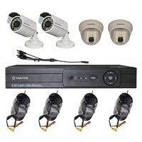 Фото Комплект видеонаблюдения Tantos TS-Villa 2