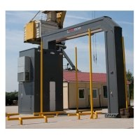 Фото Система рентгеновского контроля автотранспорта с высокой пропускной способностью «Застава-2»