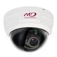 Фото Купольная видеокамера MicroDigital MDC-H7290VTD