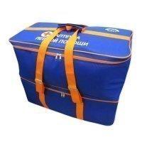 Купить Укладка для оказания первой помощи пострадавшим на железнодорожном транспорте при оказании услуг по перевозкам пассажиров (сумка) ФЭСТ в
