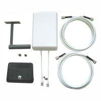 Купить Комплект Беспроводной шлюз HUAWEI LTE B880 (MIMO) в