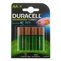 Купить Duracell HR6-4BL 2400mAh предзаряженные (4/40) в