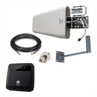 Купить Комплект Беспроводной шлюз HUAWEI LTE B880 в