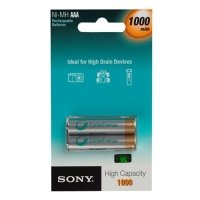 Купить Sony HR03-2BL 900 mAh cycle energy  BLUE [NHAAAB2G] (20/120) в
