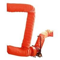 Купить Всасывающая двухзонная обвязка  для дымососа производительностью 8000 м3/час в