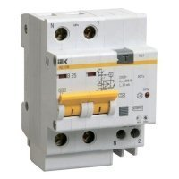 Купить IEK АД12М 2Р С32 30мА (MAD12-2-032-C-030) в