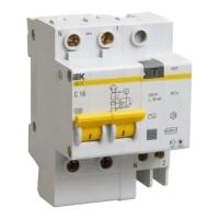 Купить IEK АД12 2Р 25А 30мА (MAD10-2-025-C-030) в