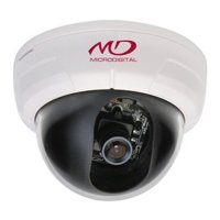 Купить Купольная видеокамера MicroDigital MDC-H7260F в