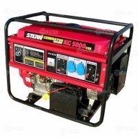 Купить Бензогенератор (электростанция) KG5000 CXE в