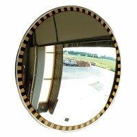 Купить Индустриальное зеркало обзорное круглое Ø900 мм в