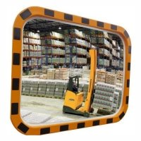 Купить Индустриальное зеркало обзорное 400х600 мм в