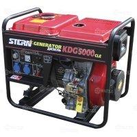 Купить Дизельный генератор (электростанция) KDG5000 CLE в