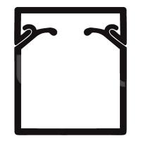 Купить Короб TA-EN 25x30 с крышкой с плоской основой в