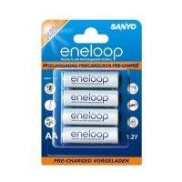 Купить Sanyo Eneloop HR-3UTGA-4BP в