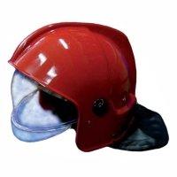 Фото Шлем пожарного ШПМ Красный