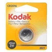 Фото Kodak CR2016-1BL NEW (12/6552)