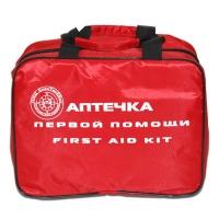 Купить Аптечка для оказания 1-ой помощи работникам (приказ №169н )(сумка) в