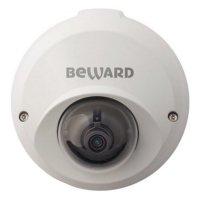 Купить Купольная IP камера BEWARD B1210DM в