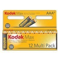 Купить Kodak MAX LR03-12BL  [K3A-12] (120/720/34560) в