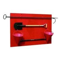 Купить Щит пожарный открытый деревянный в