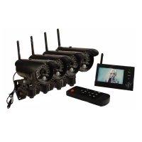 Купить Беспроводной комплект Kvadro Vision: Street IP Avtonom (7
