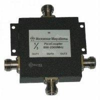 Фото Делитель мощности PicoCoupler 800-2500МГц 1/3