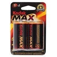 Фото Kodak MAX LR20-2BL [ KD-2 ] (20/100/4000)
