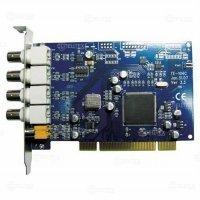 Фото Плата видеозахвата Линия SKW 3x25 PCI на 3 камеры