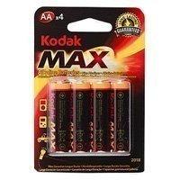 Купить Kodak MAX LR6-4BL  [KAA-4 ] (80/400/17600) в