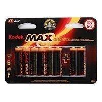 Купить Kodak MAX LR6-6+2BL  [20 KAA-6+2 ] (8/160/17280) в