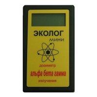Купить Дозиметр радиометр Эколог мини в