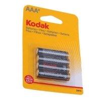 Фото Kodak R03-4BL HEAVY DUTY [K3AHZ-4 ] (48/240/43200)