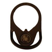 Фото Стальное кольцо с креплением под ремень «ДУГА»