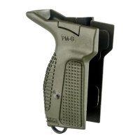 Купить Рукоятка для пистолета Макарова (для правши) FAB-DEFENSE PM-G зеленая в