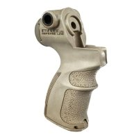 Фото Пистолетная рукоятка FAB DEFENSE AGM-500 для ружья MOSSBERG 500 бежевая
