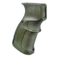 Купить Пистолетная рукоятка для AK-47/74 FAB-DEFENSE AG-47 зеленая в