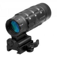 Купить Увеличитель Leapers UTG 3X Magnifier с быстросъемным откидным креплением SCP-MF3WQS в