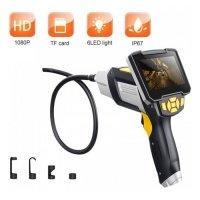 Купить Технический ендоскоп автомобильный Тритон 1080P кабель 1 метр монитор 4.3 дюйма в