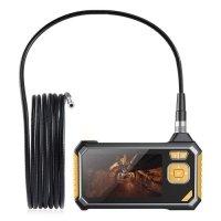 Купить Технический Эндоскоп для автосервиса Тритон HD кабель 1 метр 4.3 дюйма камера 8.0 мм в