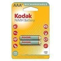 Купить Kodak HR03-2BL 650mАh  [K3AHR-2/650mАh ] (20/240/16800) в